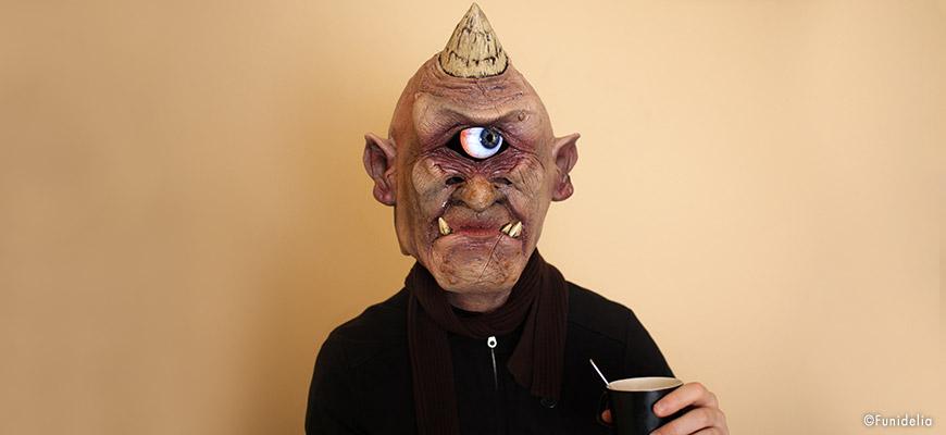 Mascaras Halloween muy realistas de películas de miedo.  28ee3bde73d